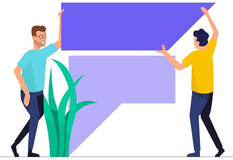 Digital Dedication - Dialoog